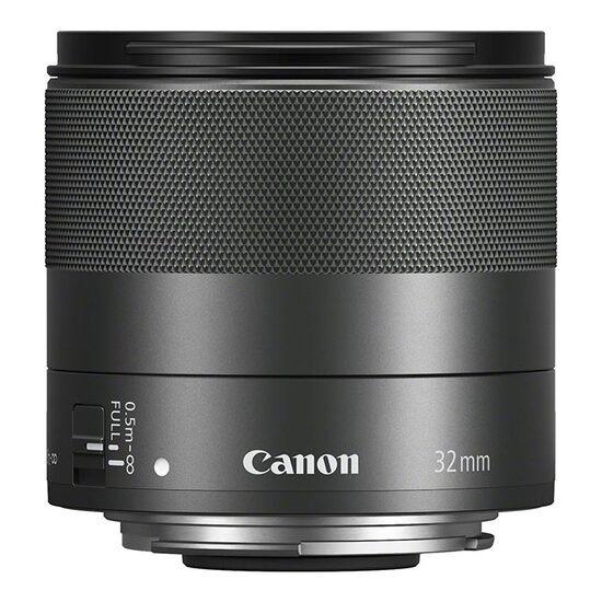 Canon EF-M 32 mm f/1.4 STM Standard Lens - Black