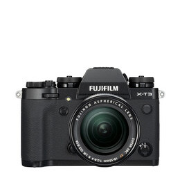 Fujifilm X-T3 Digital Camera with 18-55mm XF Lens - Black Reviews