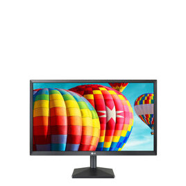 "LG 24MK430H Full HD 23.8"" IPS Monitor - Black Reviews"