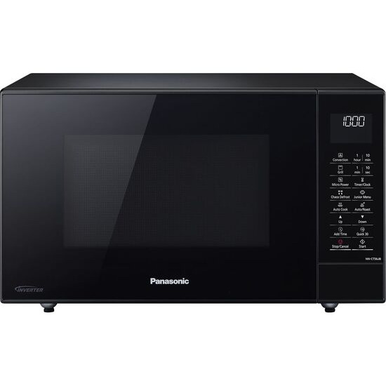 Panasonic NN-CT56JBBPQ Combination Microwave - Black