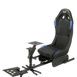ADX ARSFBA0117 Gaming Chair - Black & Blue Reviews
