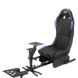 ADX ARSFBA0117 Gaming Chair - Black & Blue Reviews