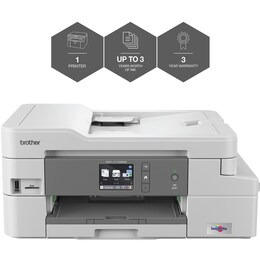 Brother DCPJ1100DW All-in-One Wireless Inkjet Printer Reviews