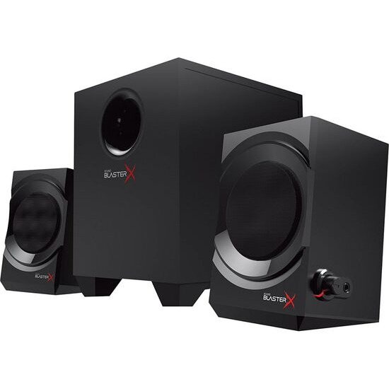 Sound BlasterX Kratos S3 2.1 PC Speakers