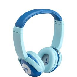 GKIDBTB18 Wireless Bluetooth Kids Headphones - Blue Reviews