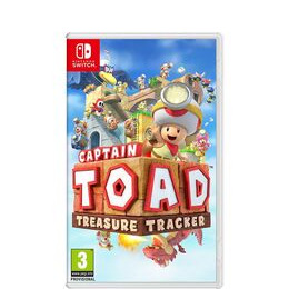 Nintendo Switch Captain Toad: Treasure Tracker Reviews
