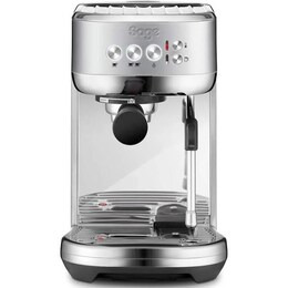 Sage SES500BSS The Bambino Plus Espresso Coffee Machine Reviews