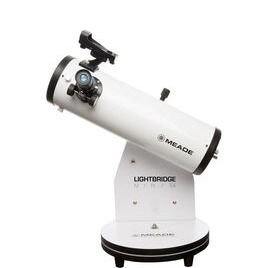 Lightbridge Mini 114 Reflector Telescope - White