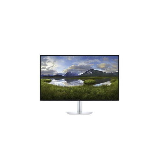 Dell Ultrathin S2719DC Quad HD 27 LED Monitor - Silver