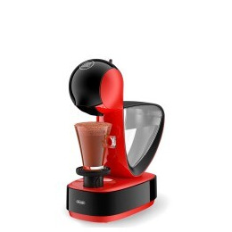 De'Longhi Infinissima EDG260.R Coffee Machine - Red & Black Reviews