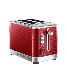 Russell Hobbs Inspire 24372 2-Slice Toaster - Red Reviews