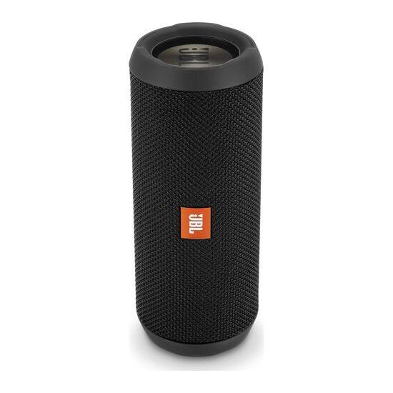 Flip 3 Stealth Portable Bluetooth Speaker - Black