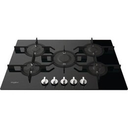 Whirlpool Gas Hob - 5 gas burners POW 75D2/NB Reviews