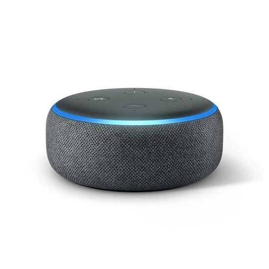 AMAZON Echo Dot 3rd Gen 2018 Charcoal