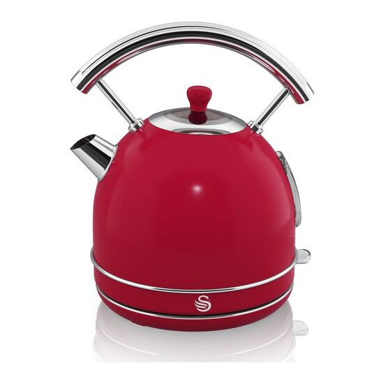 Retro SK34021RN Traditional Kettle - Red