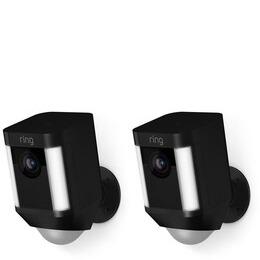 Ring Spotlight Battery Powered Camera - 2 Pack - Black Reviews