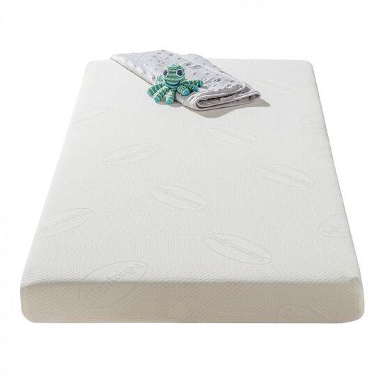 Silentnight Safe Nights Airflow Cot Bed Mattress (70x140cm)