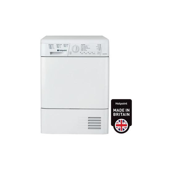 Hotpoint Aquarius TCHL 73B RP Tumble Dryer - White