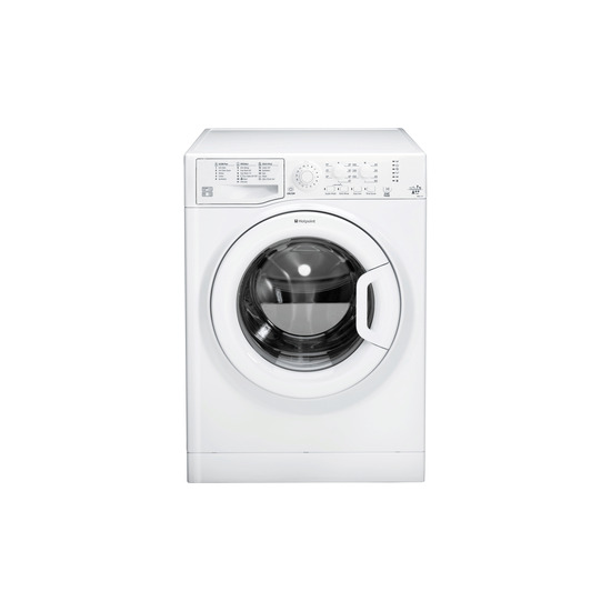 Hotpoint A++ WMJLL 742P Washing Machine - White