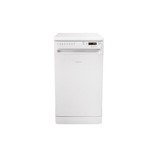 Hotpoint Care Plus Slim LSFF 8M126 Dishwasher - White