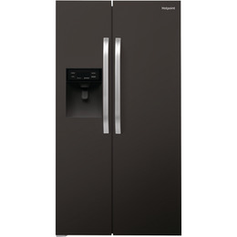 Hotpoint SXBHE 925 WD American-Style Fridge Freezer - Black Reviews