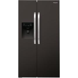 Hotpoint SXBHE 925 WD American-Style Fridge Freezer - Black Reviews