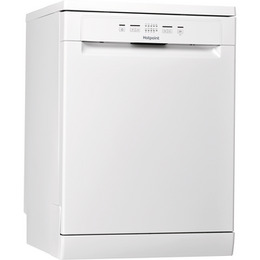 Hotpoint Care Plus HAFC 2B+26 Dishwasher - White Reviews