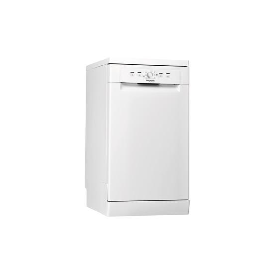 Hotpoint Aquarius HSFE 1B19 Dishwasher - White