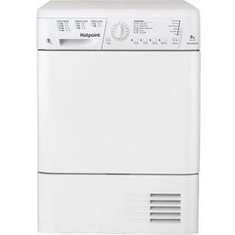 Hotpoint Aquarius TCHL 870 BP.9 Tumble Dryer - White Reviews