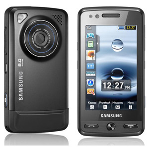 Photo of Samsung M8800 Mobile Phone