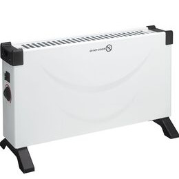 ESSENTIALS ESSENTIALS C20CHW18 Portable Convector Heater - White & Black Reviews
