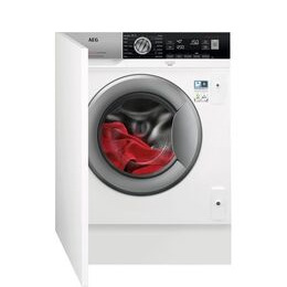 Bosch Series 8 L7FC8432BI Integrated 8 kg 1400 Spin Washing Machine Reviews