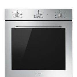 Smeg Cucina SF64M3VX Electric Oven - Stainless Steel Reviews