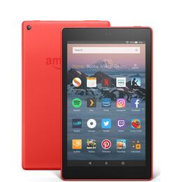 Fire HD 8 Tablet (2018) - 16 GB, Red Reviews