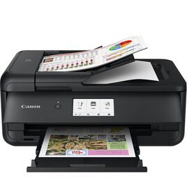 Canon Pixma TS9550 All-In-One Wireless Inkjet Printer Reviews