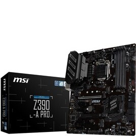 MSI Z390-A PRO Motherboard Reviews
