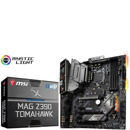MSI MAG Z390 Tomahawk Motherboard Reviews