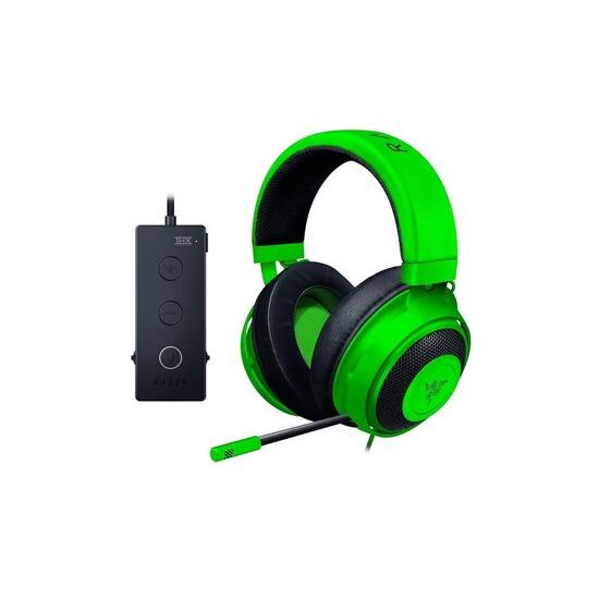 Razer Kraken Tournament Edition 7.1 Gaming Headset - Green