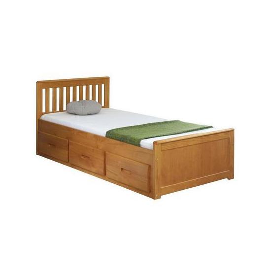 Mission Storage Bed