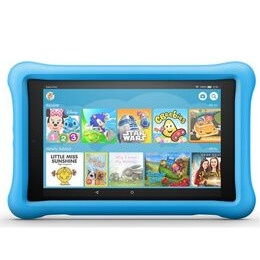 "Fire HD 8"" Kids Edition Tablet (Oct 2018) - 32 GB, Blue Reviews"