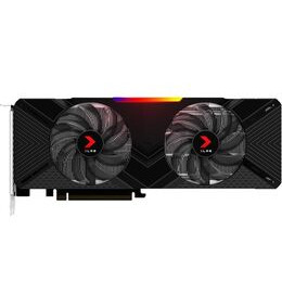 GeForce RTX 2080 8 GB XLR8 GAMING DUAL FAN OC Graphics Card