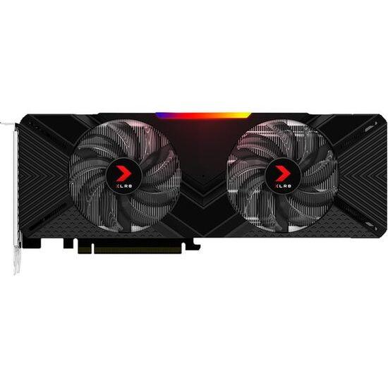 GeForce RTX 2080 8 GB XLR8 GAMING DUAL FAN OC Graphics Card