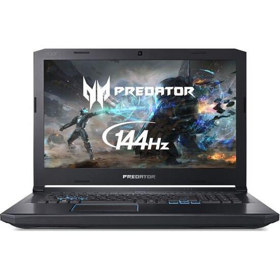 """Predator Helios 500 17.3"""" AMD Ryzen 7 RX Vega Gaming Laptop - 1 TB HDD & 256 GB SSD"""