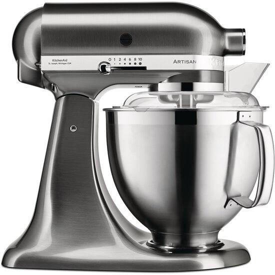 KitchenAid Artisan 5KSM185PSBNK Stand Mixer - Brushed Nickel