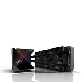 Asus ROG RYUJIN 360 mm All-in-One CPU Liquid Cooler - RGB LED Reviews