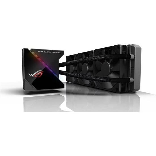 Asus ROG RYUJIN 360 mm All-in-One CPU Liquid Cooler - RGB LED