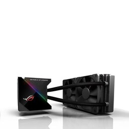Asus ROG RYUJIN 240 mm All-in-One CPU Liquid Cooler - RGB LED Reviews
