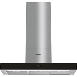 Whirlpool W Collection WHBS 92F LT K Cooker Hood Black