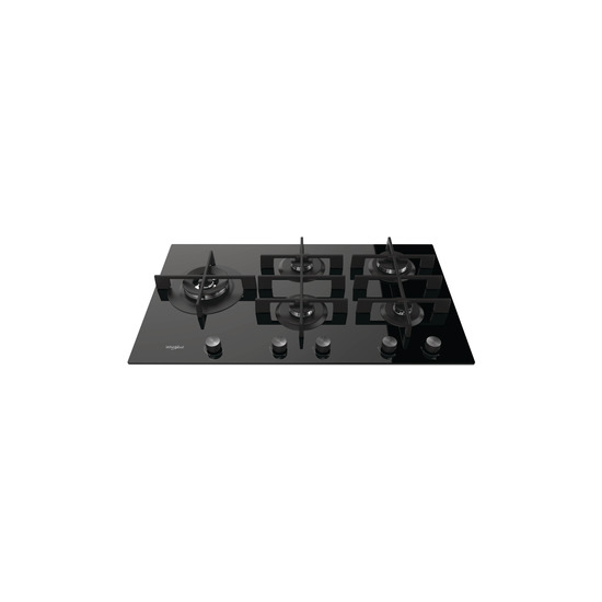 Whirlpool Gas Hob - 5 gas burners GOW 9553/NB