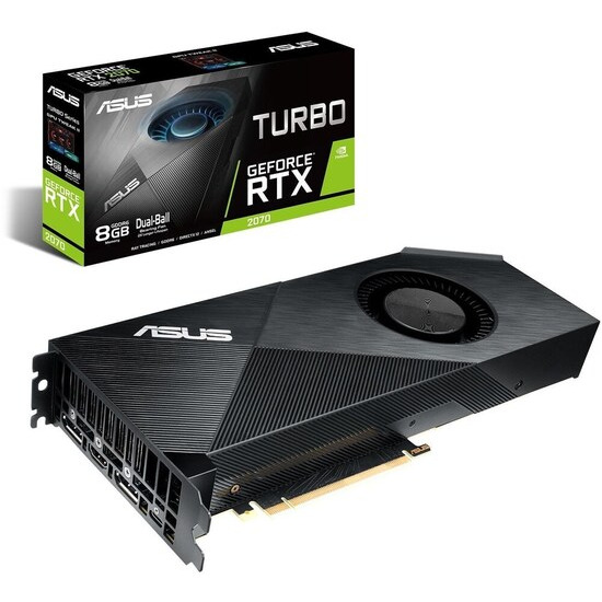 GeForce RTX 2070 8 GB TURBO Graphics Card